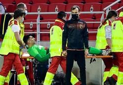 مصدومیت بیرانوند جدی نیست/ تردید برای بازی در لیگ اروپا