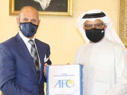 وزیر ورزش عراق رئیس فدراسیون فوتبال این کشور شد!