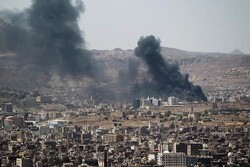 Saudi fighter jets heavily bomb Yemen's Ma'rib