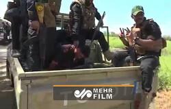 شکار عنصر خطرناک داعش توسط نجباء