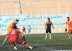 صعود بادران به رده دوم/ شهرداری آستارا سنت شکنی نکرد و شکست خورد
