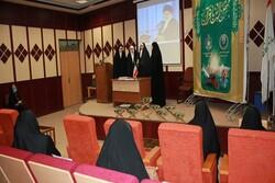 نخستین محفل تخصصی انس با قرآن ویژه بانوان کرمانشاهی برگزار شد