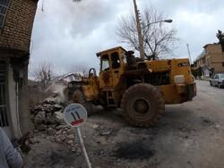 اتمام آواربرداری واحدهای آسیب دیده از زلزله تا یک ماه آینده