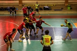 تیم منتخب هندبال یزد ازبکستان را شکست داد