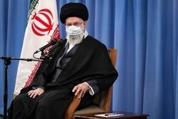 قائد الثورة خلال اجتماعه بأعضاء مجلس الخبراء