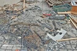پایان عملیات نجات واسکان اضطراری هلال احمر در سی سخت