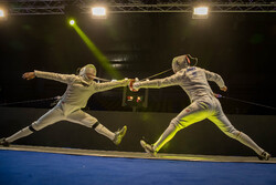Iran'snational fencing teamto attend world cup in Russia