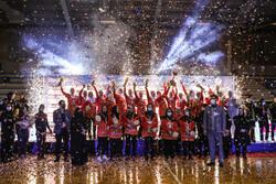 Eshtadsazeh crowned at Iran's Women Handball League
