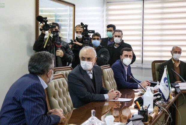ايران تتفق مع الوكالة الدولية للطاقة الذرية على وقف الالتزامات الطوعية