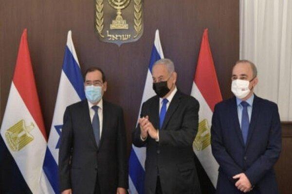 تعاون اقتصادي بين مصر والكيان الصهيوني