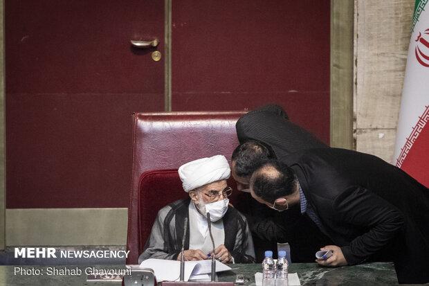هشتمین اجلاس رسمی مجلس خبرگان رهبری