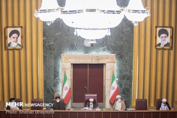 8th meeting of Assembly of Experts held