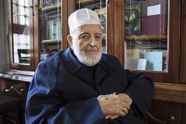 رئیس کرسی قرآن و علم حدیث مسجد فاتح ترکیه درگذشت