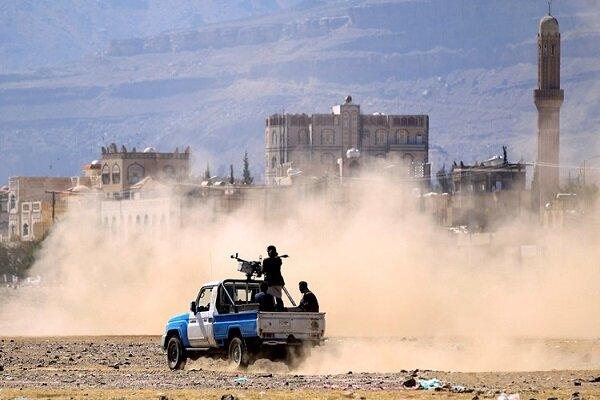 نيروهاي،نبرد،يمن،جبهه،يمني،سعودي،مقاومت،غربي،منطقه،حقوق،كشور ...