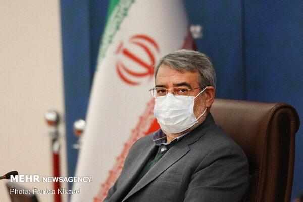Iran's Interior Min. arrives in Tajikistan for bilateral talk