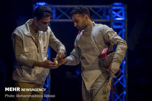 مسابقات لیگ برتر شمشیربازی