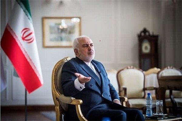 ظریف: سند ایران و چین نیازی به تصویب مجلس ندارد/ هیچ منقطهای واگذار نمیشود