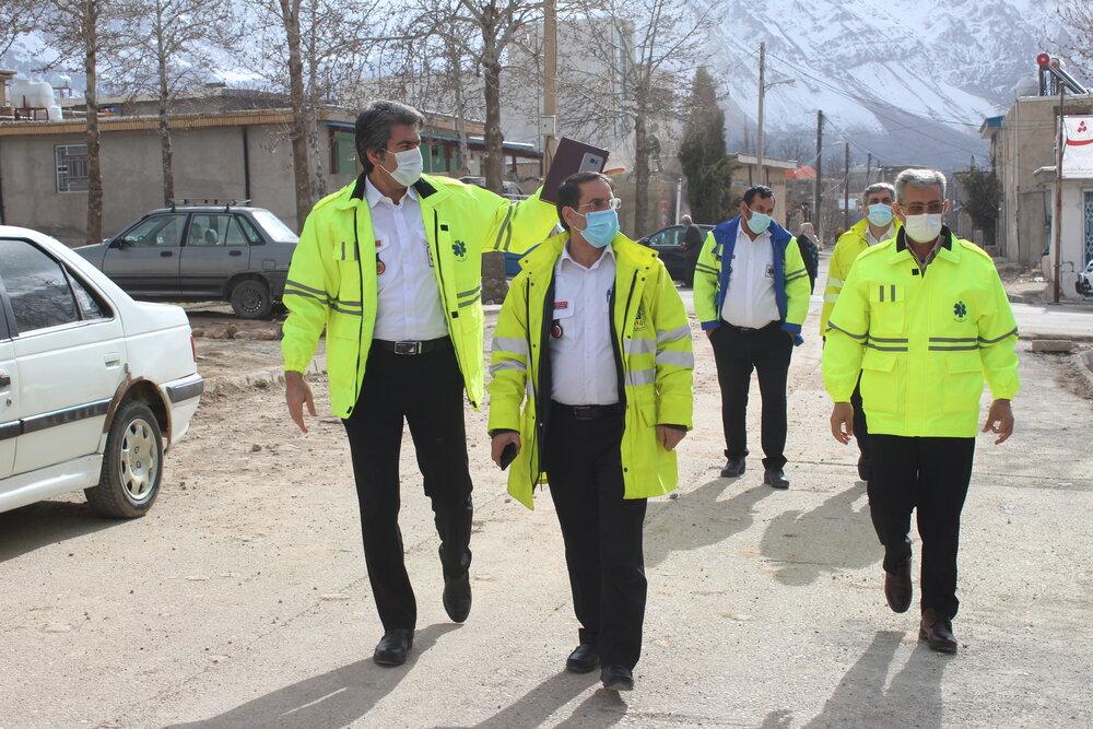 3700903 - آخرین وضعیت مصدومان زلزله سی سخت/ دسترسی به آب و گاز برقرار است