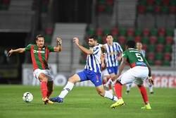 پیروزی پورتو با پاس گل طارمی مقابل تیم عابدزاده و علیپور