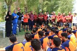 توضیح در مورد شرکت عضو هیات رئیسه فدراسیون فوتبال
