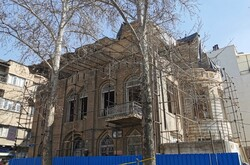 مرمت خانه تاریخی «متین دفتری» کلید خورد