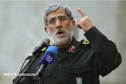 Iran turned US threat into opportunity: Ghaani