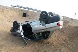 ۲ کشته و ۴ زخمی براثر سوانح رانندگی در جادههای کرمانشاه