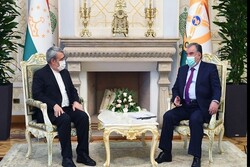 Iran, Tajikistan explore avenues to broaden security coop.