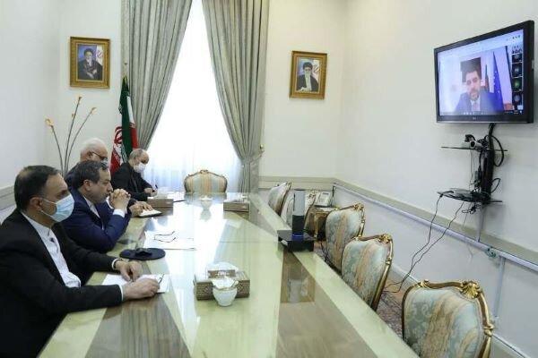 Tehran, Sofia discuss boosting relations in all fields