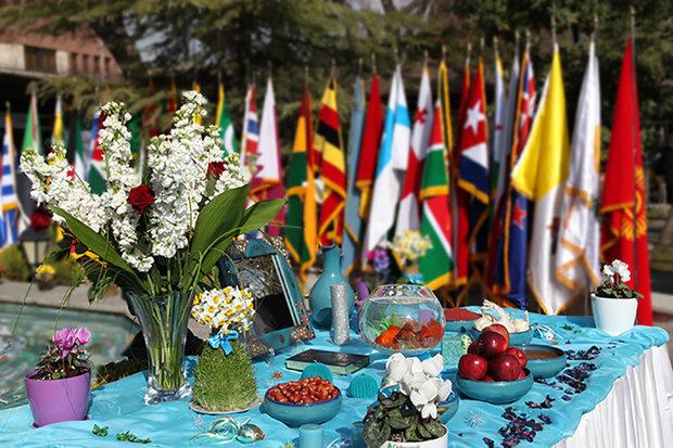 عید النوروز عید تقارب القلوب والبلدان ذات الطابع الثقافي المشترك