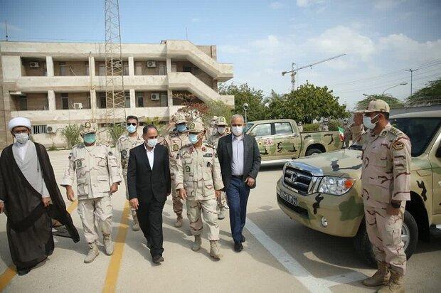 کشفیات قاچاق در مرزهای استان بوشهر ۶۰ درصد افزایش یافت