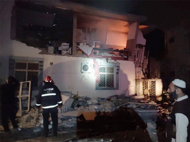 راولپنڈی کے جنرل اسپتال کے آپریشن تھیٹر میں گیس لیکیج سے دھماکہ و آتشزدگی