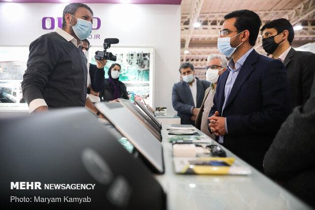 TELECOM Exhibition in Tehran