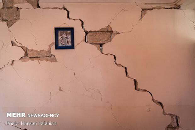 آخرین وضعیت مناطق زلزلهزده سمیرم اصفهان