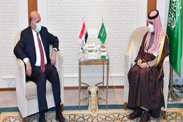 تشریح نتایج سفر وزیر خارجه عراق به عربستان