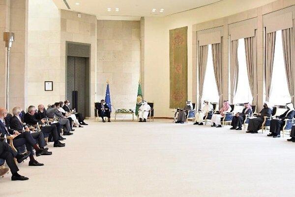 موضع گیری خصمانه دبیر کل شورای همکاری خلیج فارس علیه ایران