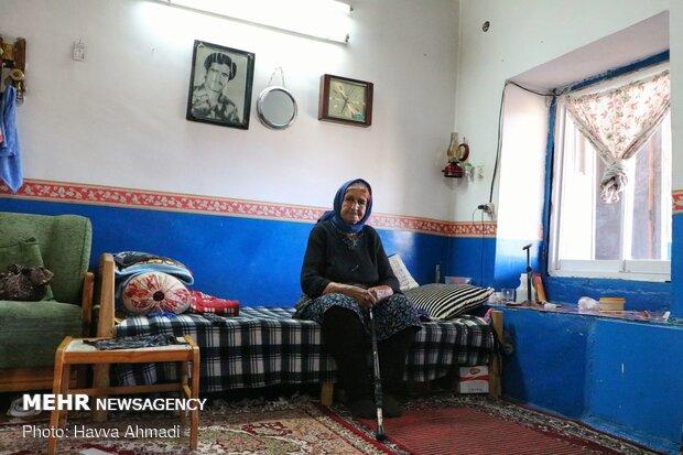 'Valila' village in Savadkuh County, N. Iran