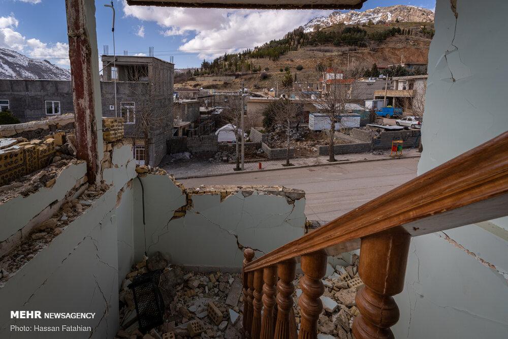 آواربرداری منطقه زلزلهزده پادنا رایگان انجام میشود