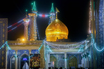 İran'da Hz.Ali'nin (a.s) mübarek doğum günü coşkuyla kutlandı