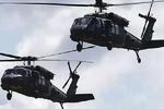 آمریکا دو بالگرد حامل مهمات برای گروه های مسلح در سوریه فرستاد