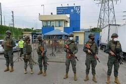 Ekvador cezaevlerindeki isyanlarda en az 67 mahkum öldü