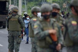 At least 67 dead in Ecuador jail riots