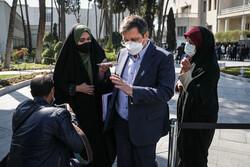 حاشیه جلسه ۶ اسفند ۹۹ هیات دولت
