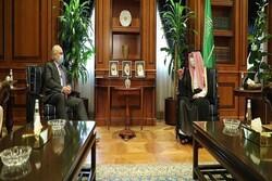 نماینده آمریکا در امور یمن با «عادل الجبیر» دیدار و گفتگو کرد
