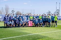 آرزوی سلامتی طارمی و هم تیمیها برای دروازهبان هندبال پورتو
