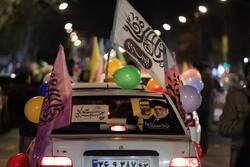برپایی کاروان شادی به مناسبت میلاد امیرالمؤمنین (ع) در البرز