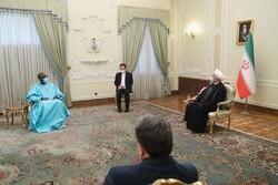 روحاني: ايران على استعداد للتعاون مع الدول الصديقة في عدة مجالات