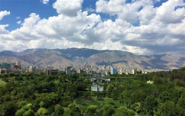 کیفیت هوای پایتخت افزایش یافت/ هوا سالم است