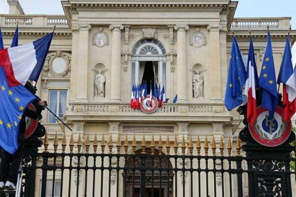 فرانسیسی وزارت خارجہ میں پاکستانی ناظم الامور طلب