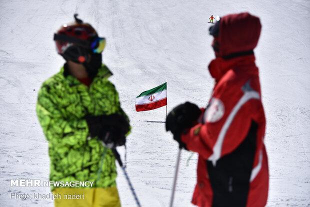 مسابقات اسکی قهرمانی استان اصفهان